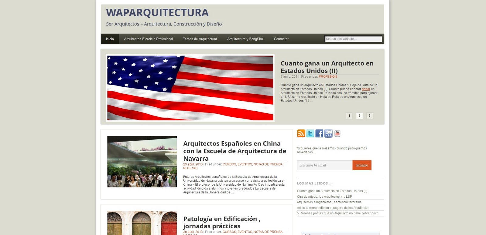 Directorio de arquitectura for Estudio de arquitectura en ingles