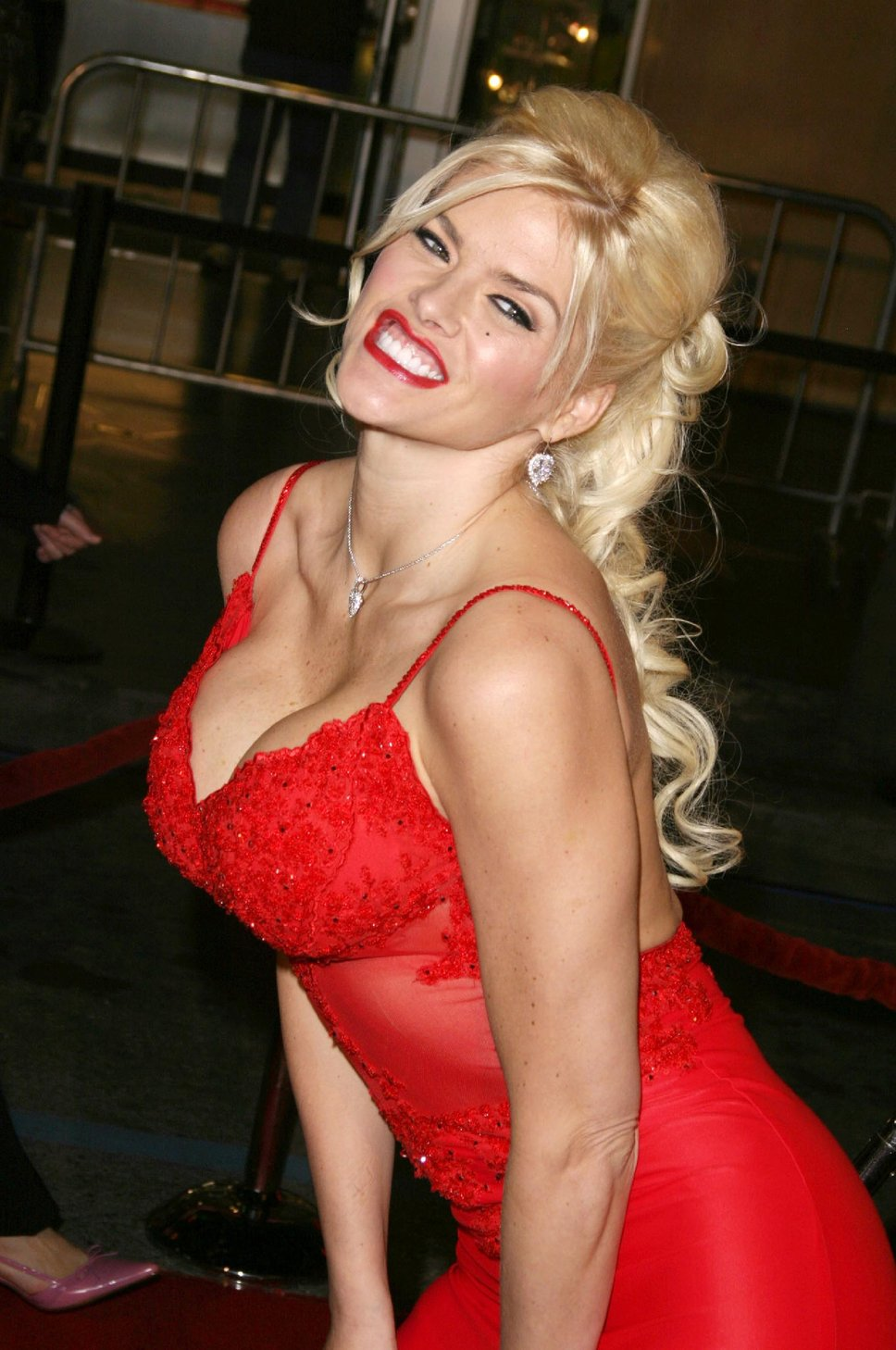 Scene anna crime nicole smith