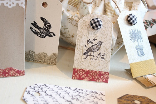 Wedding Gift Card Wrapping Ideas : ... -bird-gift-wrap-tags-ribbon-ideas-weddings-birthdays-gifts.jpeg