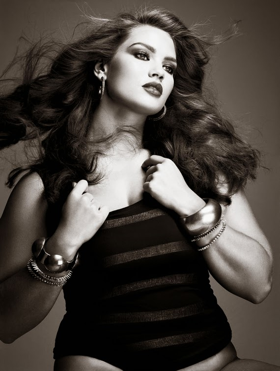 8 Beauty Overweight Female Photography by. Solve Sundsbo 2