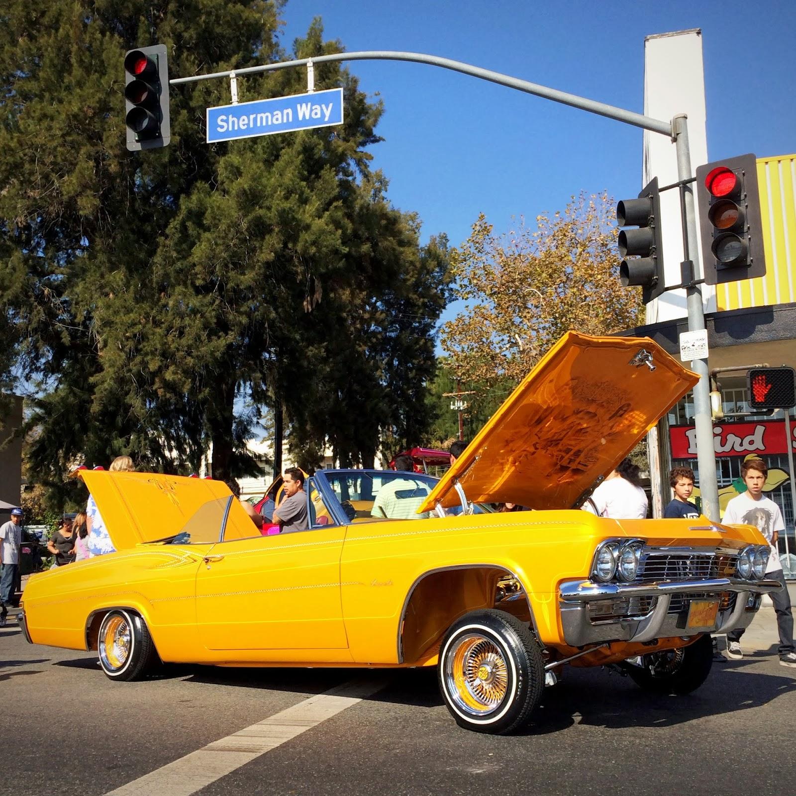 covering classic cars canoga park 39 s dia de los muertos festival 2013. Black Bedroom Furniture Sets. Home Design Ideas