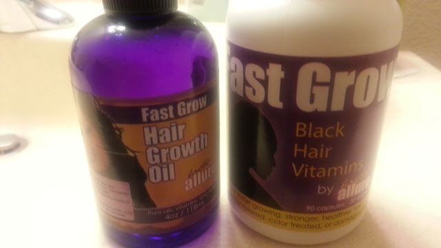 Hair Growth Vitamins Natural Hair