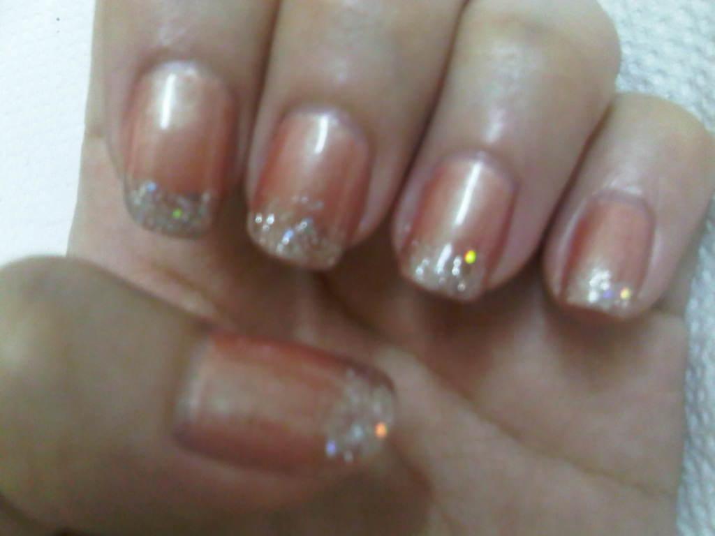 Debora: Gel Manicure- Harmony Gel Polish