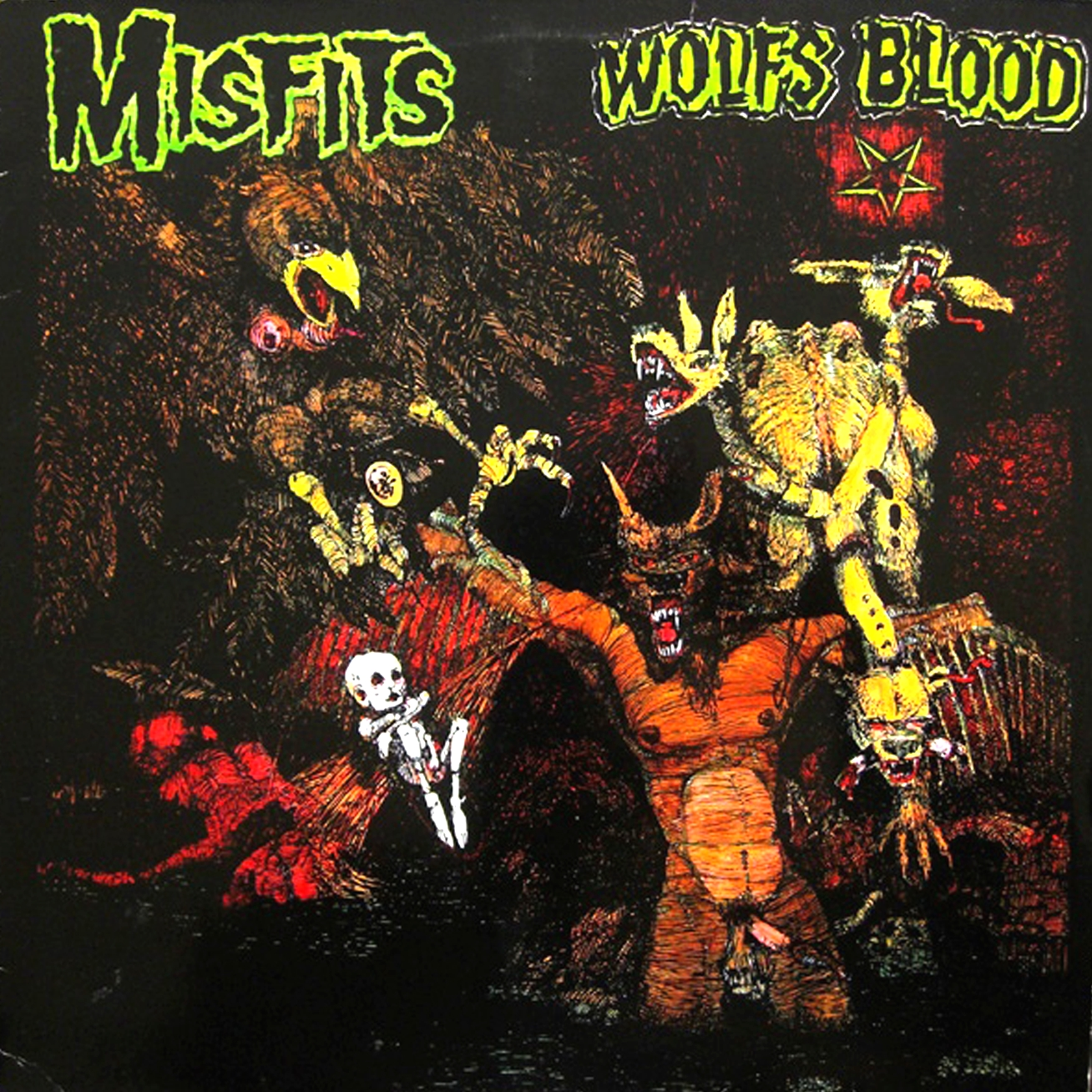 Misfits - Walk Among You
