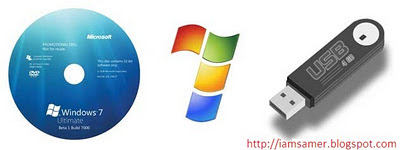 how to make a bootable pendrive for windows 7