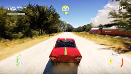 Forza Horizon 2 Car List