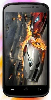 Pengen Android Layar HD Quad Core Murah? Vandroid S5J Aja
