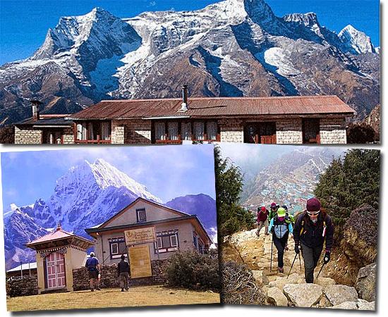 Hotéis mais exóticos do mundo - Hotel Everest View