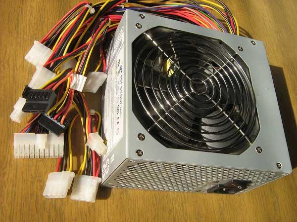 [صيانة الكمبيوتر] تحديد اي قطع الجهاز هي سبب المشكلة Power-Supply