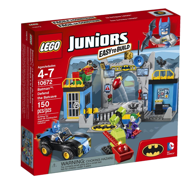 LEGO Juniors Batman: Defend the Bat Cave