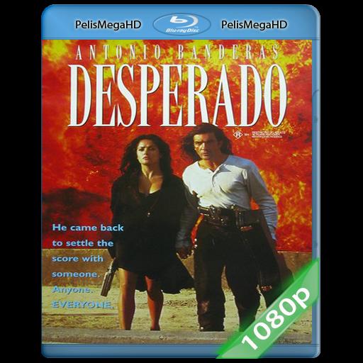 Desperado (1995) 1080P HD MKV ESPAÑOL LATINO