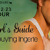 Blog Tour - The Big Girls Guide To Buying Lingerie by Amie Stuart