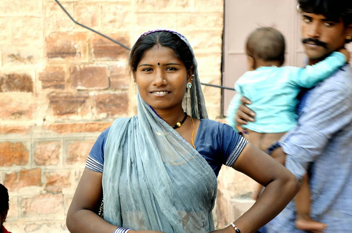Rajasthani girl