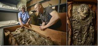 Manusia purba 6,500 tahun ditemui di muzium