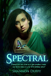 YA Paranormal Romance. Out now.