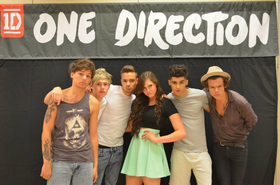One Direction Meet  Greet Miami 1362013