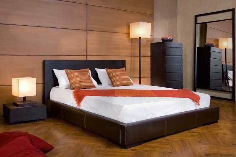 Wooden Bed Design Catalog 03