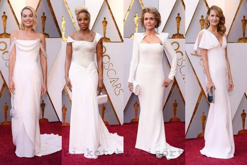Kırmızı Halı: Academy Awards 2018