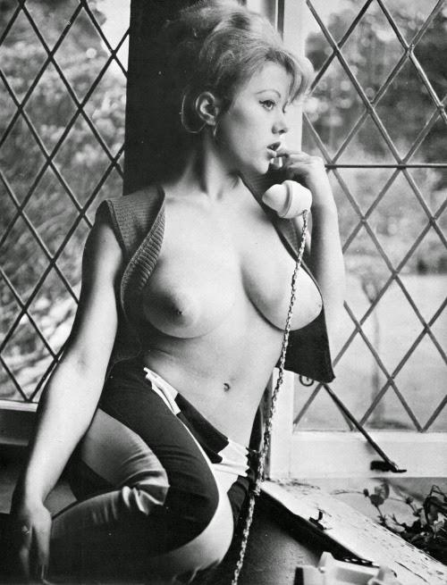 nude women 60s vintage