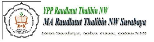 MA Raudlatut Thalibin NW Surabaya