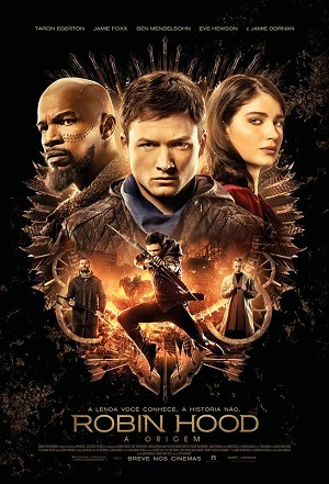 Filme Robin Hood - A Origem Legendado Web-DL 2019 Torrent