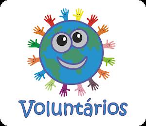 Precisamos de Voluntários