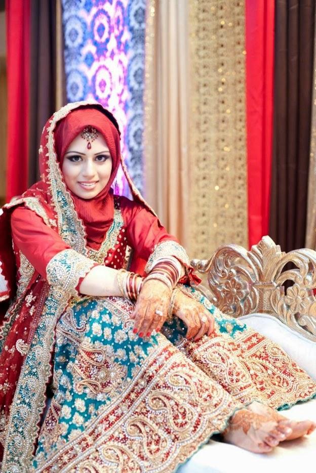 Download image Jilbab Cantik Gambar Pengantin Modern PC, Android ...