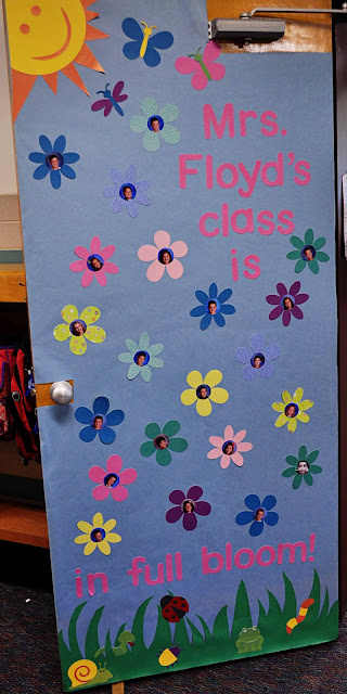 Classroom Door Decoration Ideas For Halloween ~ Children s learning activities teacher appreciation week