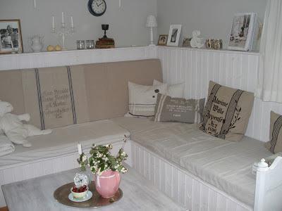 Altes forsthaus unsere landlust for Bett im wohnzimmer integrieren