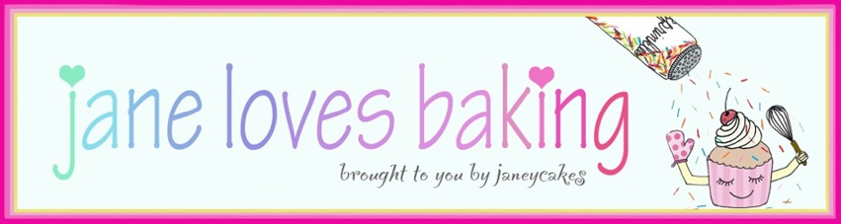 jane loves baking