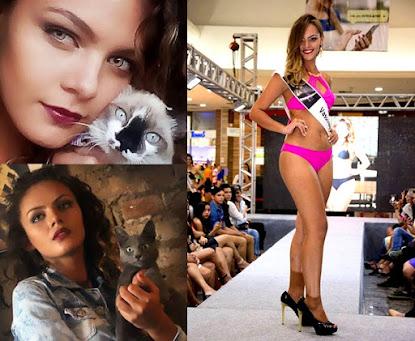A modelo Viviane Alves, 3ª colocada no Miss Caruaru 2016, acha que poderia ter alcançado uma melhor