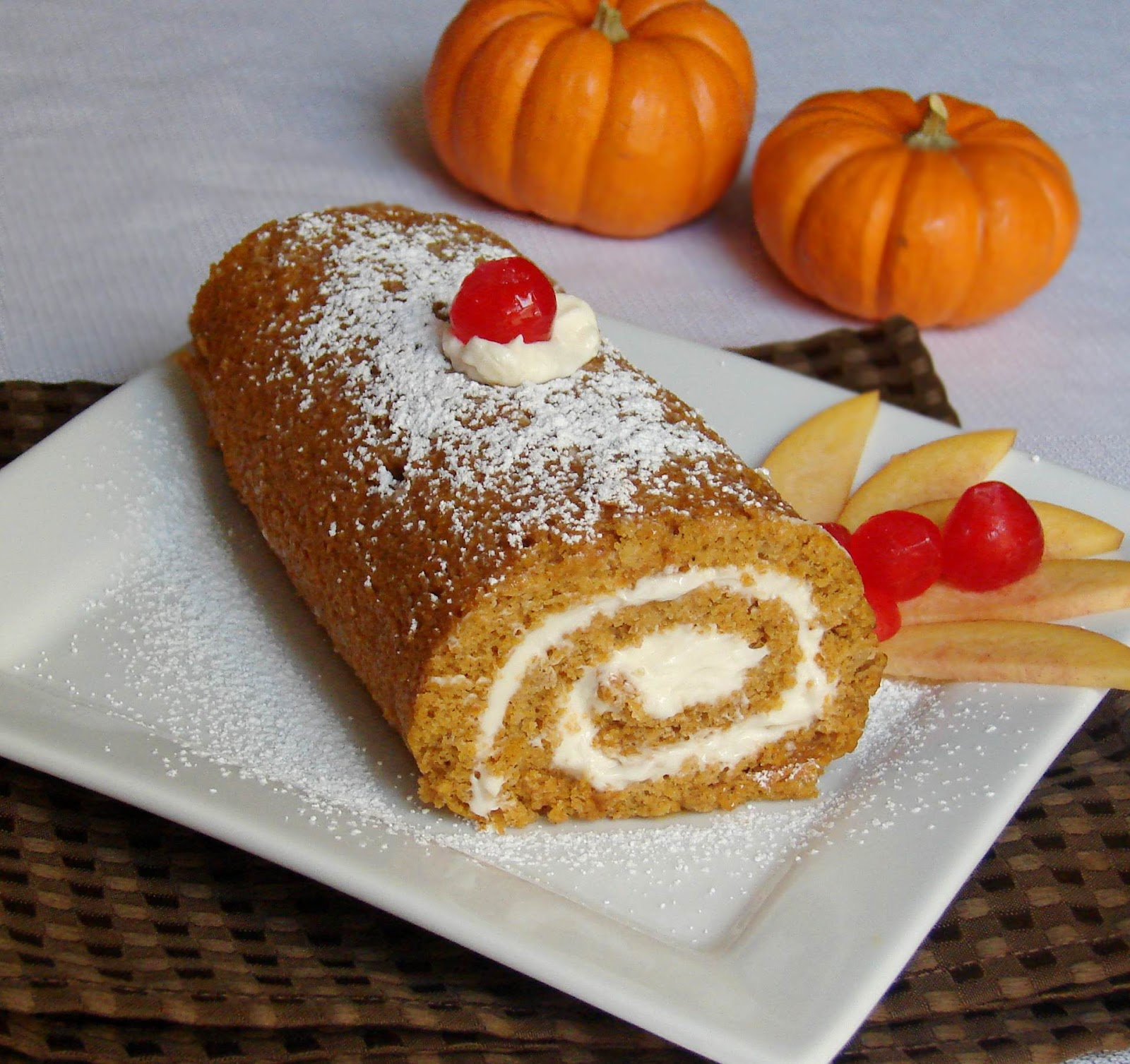 Kitchen Corner-Try It: Pumpkin Cake Roll