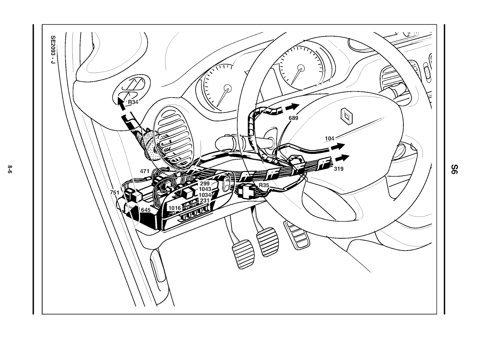 ford wiring   1997 ford explorer wiring diagram