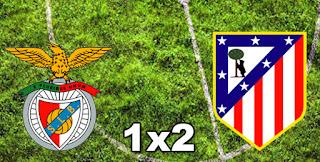 Benfica 1x2 Atlético Madrid