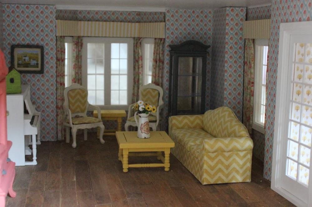 Cherry Cottage Dollhouse Minis Victoria S Farmhouse Dollhouse