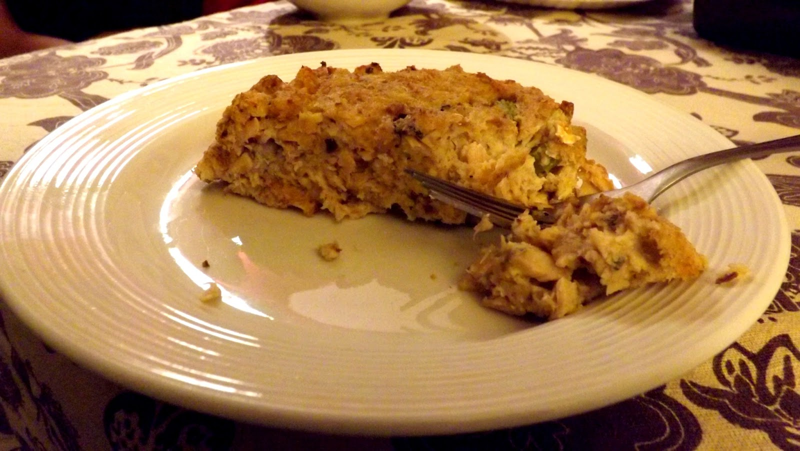 recipe: salmon loaf with oatmeal [2]