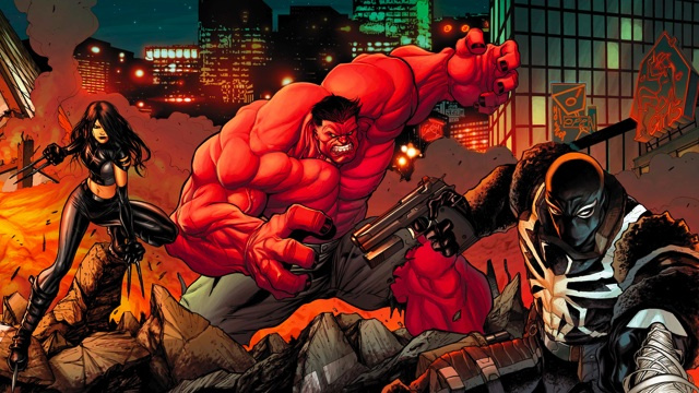 Red Hulk (Marvel Comics) Character Review - 3
