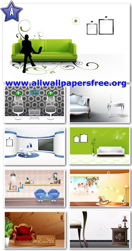 80 Digital Art Interior Design Wallpapers 1920 X 1200