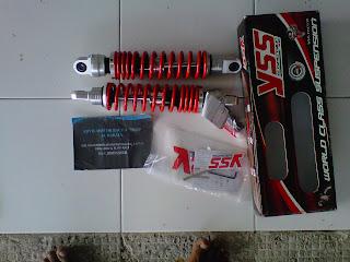 Shockbreaker YSS Z Series