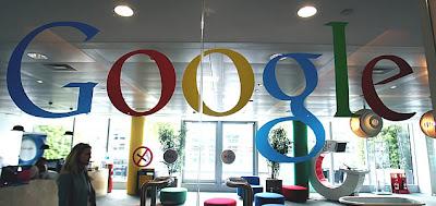 éxito de una empresa Google