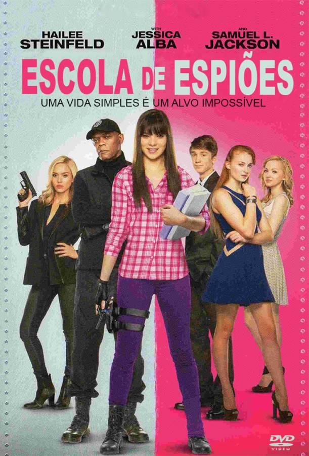 Filme Escola de Espiões