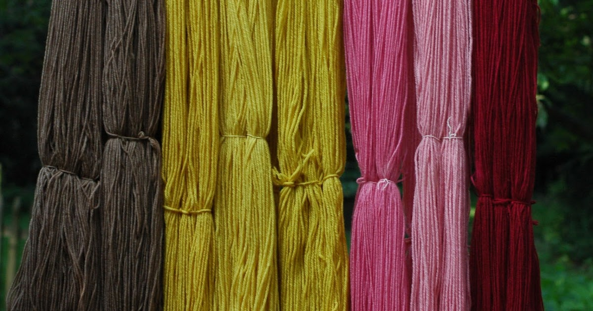 Sheeps and peeps farm glimpse of natural dyeing for The art and craft of natural dyeing