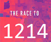 The Race to 1214 Delegates for the GOP Nomination is All that Counts