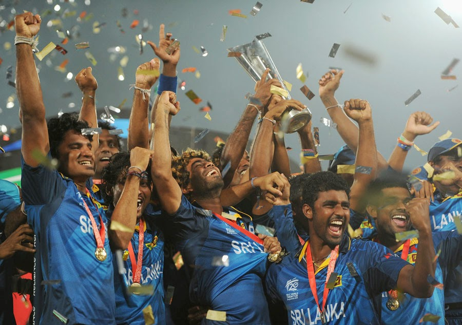 Sri Lanka Win ICC World T20 Trophy