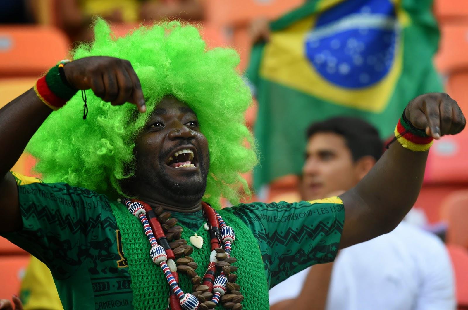 Alexandre Song, Brazil, Cameroon Match, Croatia Match, Croatia vs Cameroon, Dejan Lovren, FIFA World Cup, FIFA World Cup 2014, Football, Group A, Mario Mandzukic, Niko Kova, Pierre Webo, Sports, Volker Finke,