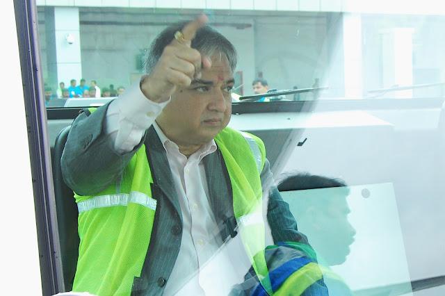 Prem Bajaj Bhadra International India, Airport Ground Handling