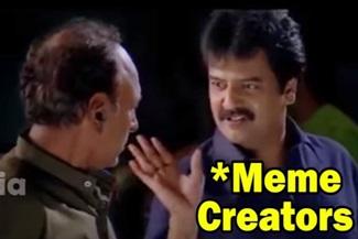 Meme Creators vs Politicians Troll