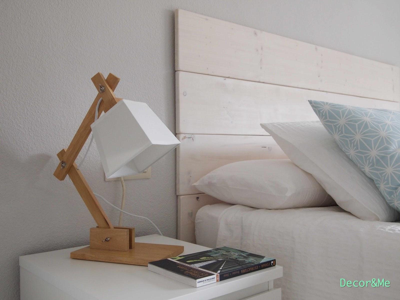 Decor me antes despu s mi dormitorio - Tablon madera leroy merlin ...