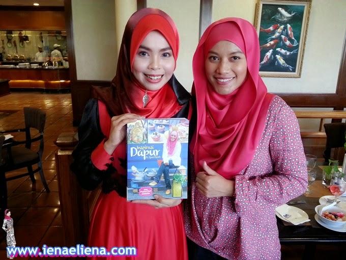 Dapatkan Buku Inspirasi dapur Dr Ezani Monoto di PBAKL RM 42
