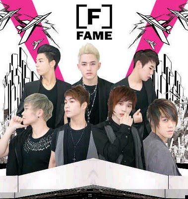 Foto Personil Fame, Download MP3 Fame 123456789 Video Klip 3GP, Nama Personel Fame Boyband, Profil Biodata Fame Lengkap